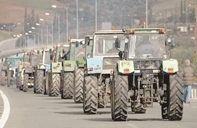 Καταγγέλλουν την ποινική δίωξη συνδικαλιστών για αγροτικές κινητοποιήσεις