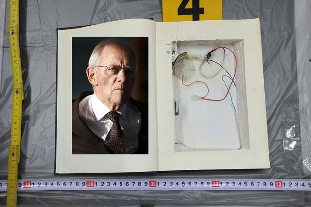 Οι Πυρήνες της Φωτιάς ανέλαβαν την ευθύνη για το πακέτο -βόμβα στον Σόιμπλε