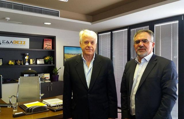 Συνεργασία για επέκταση του δικτύου φυσικού αερίου στο Ωραιόκαστρο