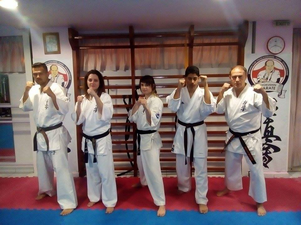 Πέντε Βολιώτες στο Βαλκανικό Πρωτάθλημα Kyokushinkai