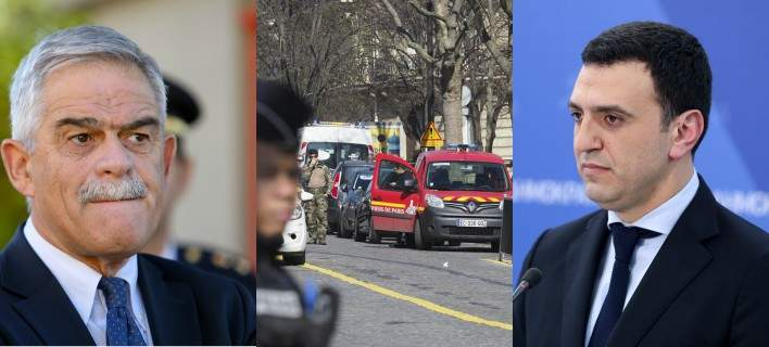Τόσκας: Το τρομοδέμα που έσκασε στο ΔΝΤ είχε ως «αποστολέα» τον Βασίλη Κικίλια