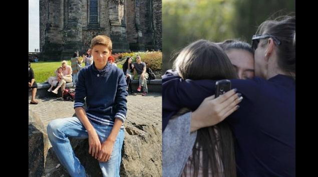 Ο 17χρονος γιος ακροδεξιού πολιτικού που πλημμύρισε με αίμα το σχολείο στη Γαλλία