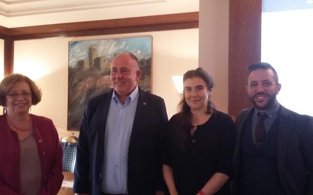 Στο Υπουργείο Πολιτισμού Μεϊκόπουλος –Νασίκας για θέματα του Δήμου