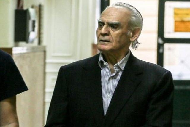 Στο νοσοκομείο εσπευσμένα ο Άκης Τσοχατζόπουλος