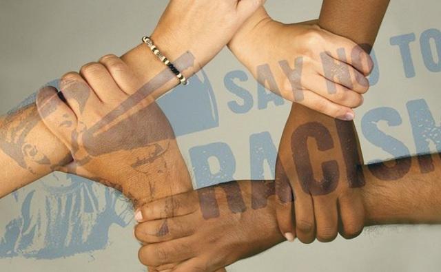 Συλλαλητήριο κατά του ρατσισμού στο Βόλο