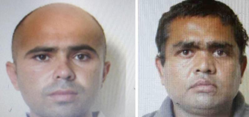 Αυτοί είναι οι δύο δολοφόνοι του αρχιμανδρίτη στον Γέρακα