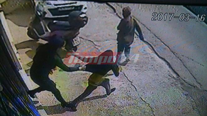 Πάτρα: Εισβολή σε μίνι μάρκετ - Έσυραν έξω & τραυμάτισαν την ιδιοκτήτρια