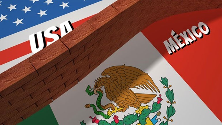 Ξεκίνησε η διαδικασία κατασκευής τείχους στα σύνορα ΗΠΑ-Μεξικού
