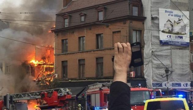 Έκρηξη στις Βρυξέλλες με πολλούς τραυματίες