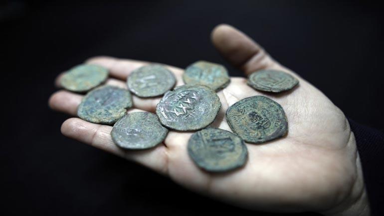 Υπηρεσία Αρχαιοτήτων του Ισραήλ: Παρουσιάστηκαν αντικείμενα από την εποχή του Ιησού