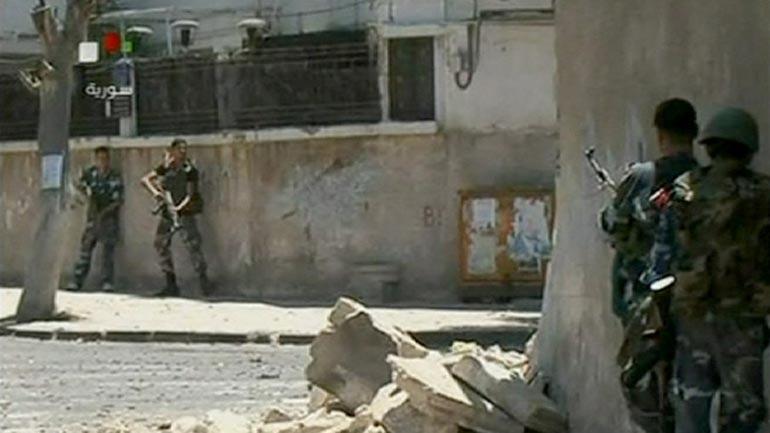 Αιφνιδιαστική επίθεση τζιχαντιστών και ανταρτών στην ανατολική Δαμασκό