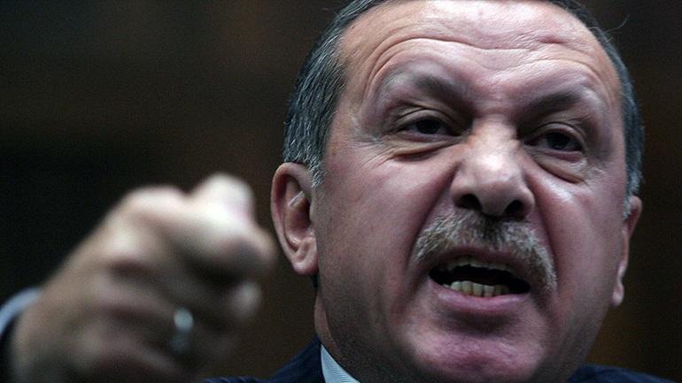 Ερντογάν προς Μέρκελ και γερμανική κυβέρνηση: Είστε ναζιστές!