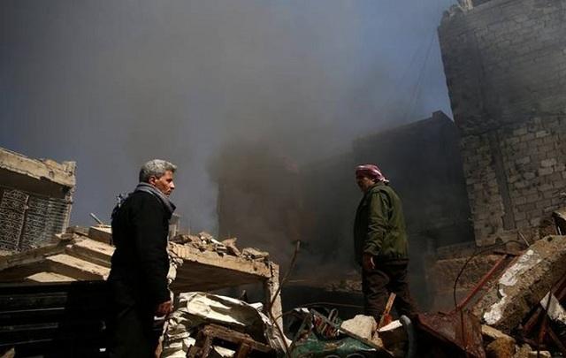 Σφοδρές συγκρούσεις συριακού στρατού-ανταρτών βορειοανατολικά της Δαμασκού