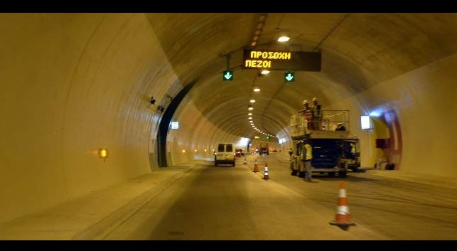 Τέμπη: Πόσο θα κοστίζουν τα διόδια στο νέο τμήμα του αυτοκινητόδρομου