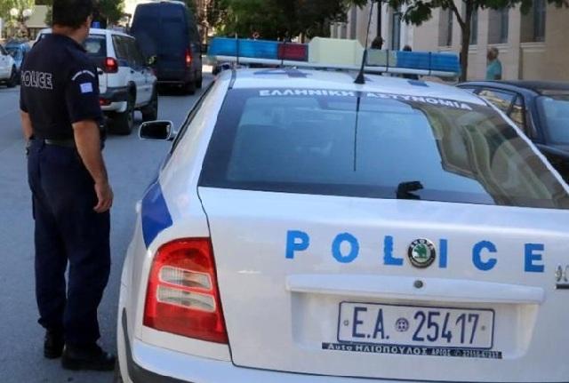 5ωρη αστυνομική επιχείρηση στα Τρίκαλα για 31χρονο που βρισκόταν εκτός εαυτού