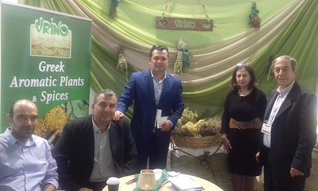 Στη «Food Expo» o βουλευτής Μαγνησίας Χρήστος Μπουκώρος