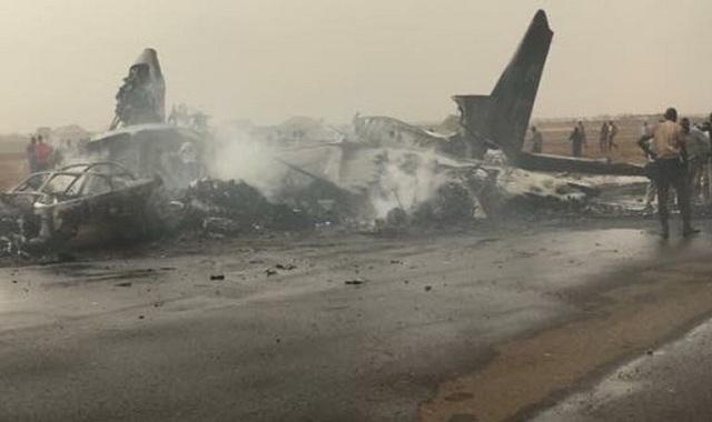 Νότιο Σουδάν: Αεροπλάνο συνετρίβη και όλοι οι επιβάτες σώθηκαν από θαύμα