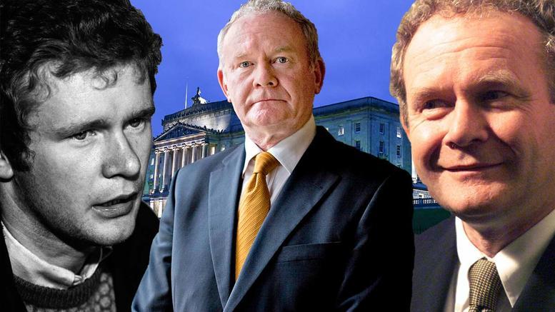 Πέθανε ο Μάρτιν ΜακΓκίνες, ο αρχηγός του IRA που έγινε ειρηνοποιός