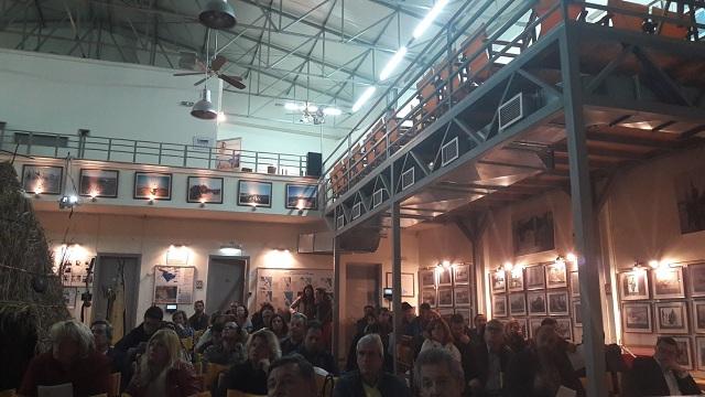 Περισσότερες από 100 συμμετοχές στο σεμινάριο για το οικοσύστημα της Κάρλας