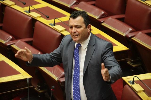 Πολιτική σύγκρουση στη Βουλή για την ανεργία στη Μαγνησία