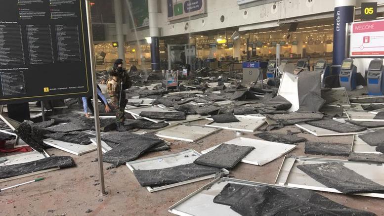 Τελετές μνήμης στις Βρυξέλλες για τις τρομοκρατικές επιθέσεις
