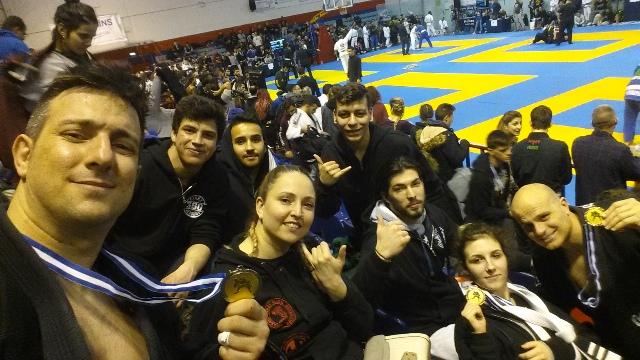 Επιτυχίες στο Πανελλήνιο Πρωτάθλημα Ζίου Ζίτσου