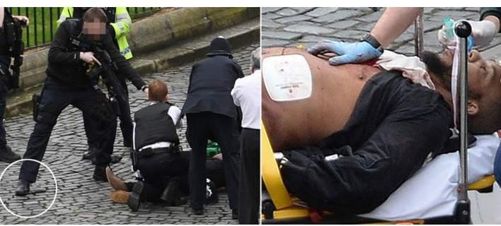 Αυτός είναι ο δράστης της επίθεσης στο Λονδίνο [εικόνες]