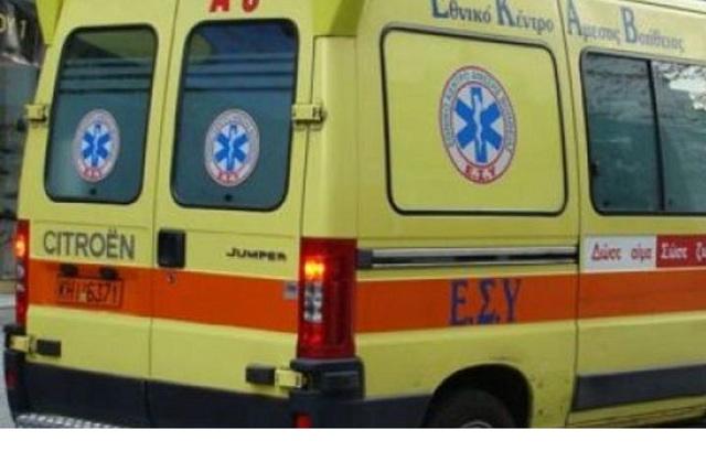 Βουτιά θανάτου για 39χρονη γυναίκα από την ταράτσα 8όροφης πολυκατοικίας