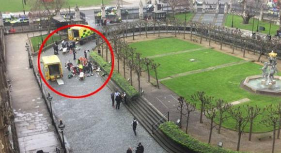 Λονδίνο: 2 νεκροί, 10 τραυματίες σε τρομοκρατική επίθεση
