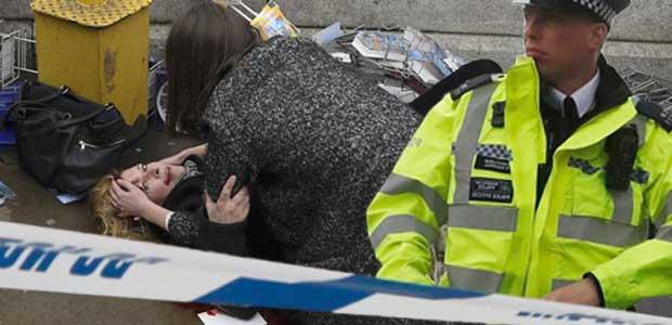 Τέσσερις έφτασαν οι νεκροί στο Λονδίνο και τουλάχιστον είκοσι οι τραυματίες