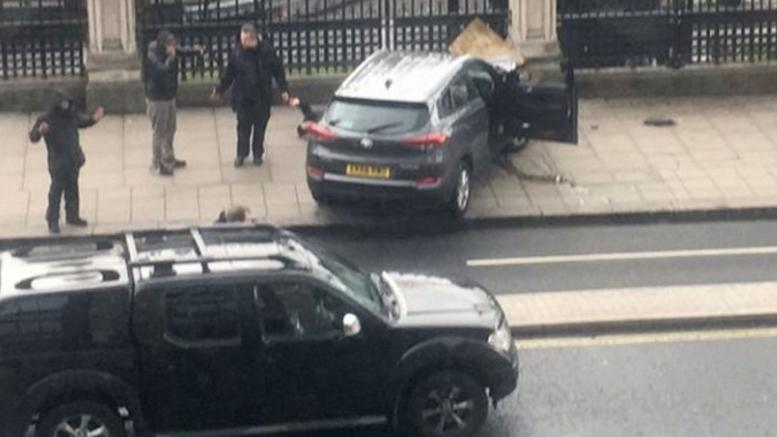 Επτά συλλήψεις στο Μπέρμιγχαμ για την επίθεση στο Λονδίνο