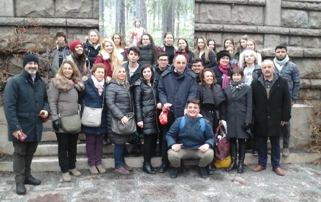 Το Γυμνάσιο Ευξεινούπολης σε εκπαιδευτικό ταξίδι στην Φινλανδία