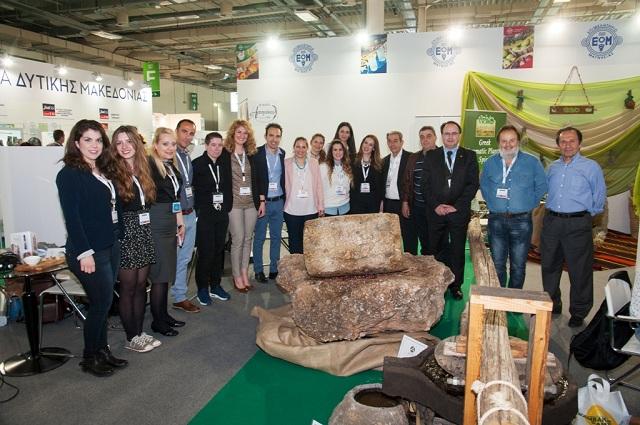 Κέρδισαν τις εντυπώσεις τα προϊόντα της Μαγνησίας στην 4η Food Expo