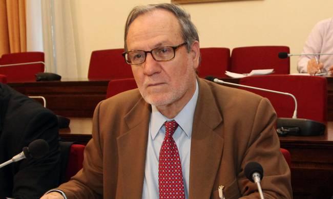 Ο ομότιμος Καθηγητής Σάββας Ρομπόλης ομιλητής σε εκδήλωση για το ασφαλιστικό στο Βόλο