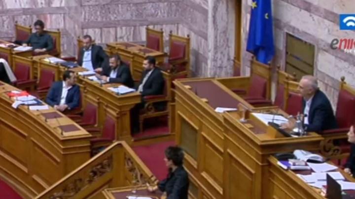 Ένταση στη Βουλή για τη σεξιστική επίθεση στην Αναγνωστοπούλου - ΒΙΝΤΕΟ