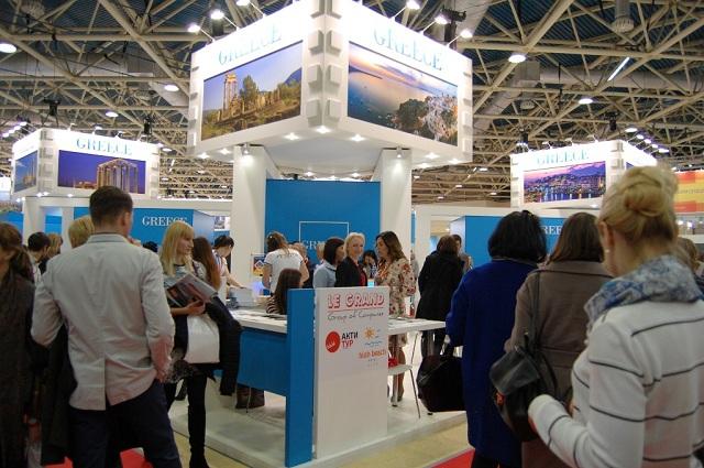 Προβολή της Θεσσαλίας σε Διεθνή Τουριστική Έκθεση στη Μόσχα