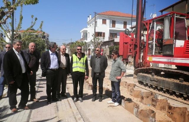 Επιλογή Ευθύνης: Η δημοτική αρχή καθυστερεί δύο χρόνια τα έργα αποχέτευσης της Αγριάς