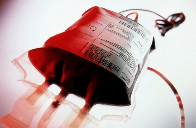 Τριάντα και πλέον φιάλες αίματος από εργαζόμενους της ΑΓΕΤ
