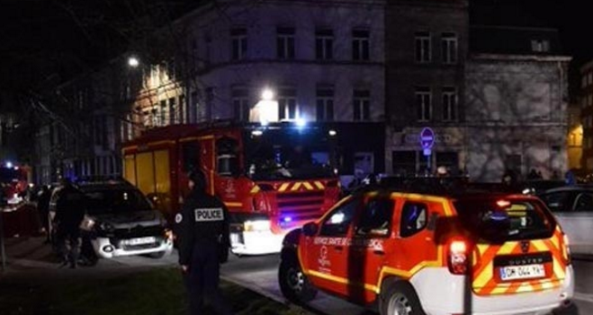 Γαλλία: Πυροβολισμοί στην πόλη Λιλ, τρεις τραυματίες