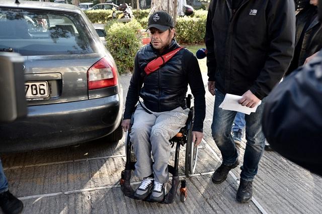 Έγκλημα στο Μοσχάτο: Απολογείται ο Παραολυμπιονίκης