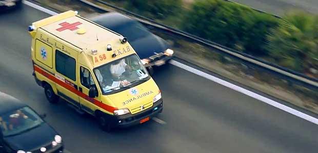 Τρεις τραυματίες σε τροχαίο τα ξημερώματα στο Μαλάκι