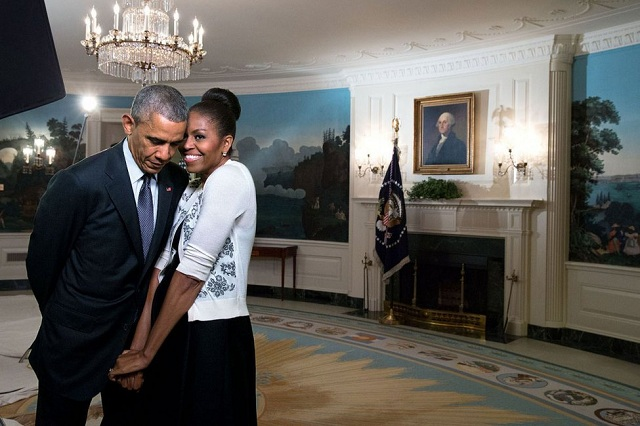 Ο Ομπάμα θα... απομονωθεί σε επίγειο παράδεισο για να γράψει τα απομνημονεύματά του