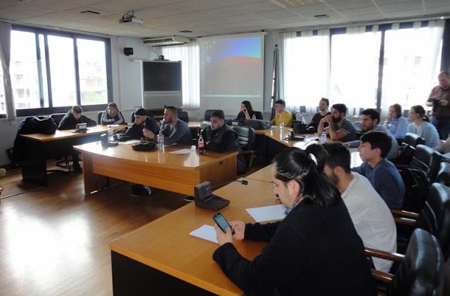 Συνάντηση εταίρων του διακρατικού προγράμματος Erasmus+ στο Βόλο