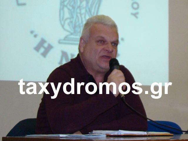 Φάτσης: «Δεν κάνω εκλογές για να αποποιηθώ ευθυνών»