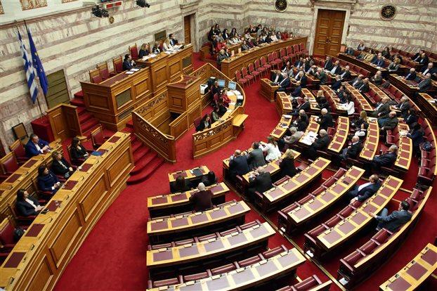 Κατατέθηκε στη Bουλή το νομοσχέδιο για τον εξωδικαστικό μηχανισμό