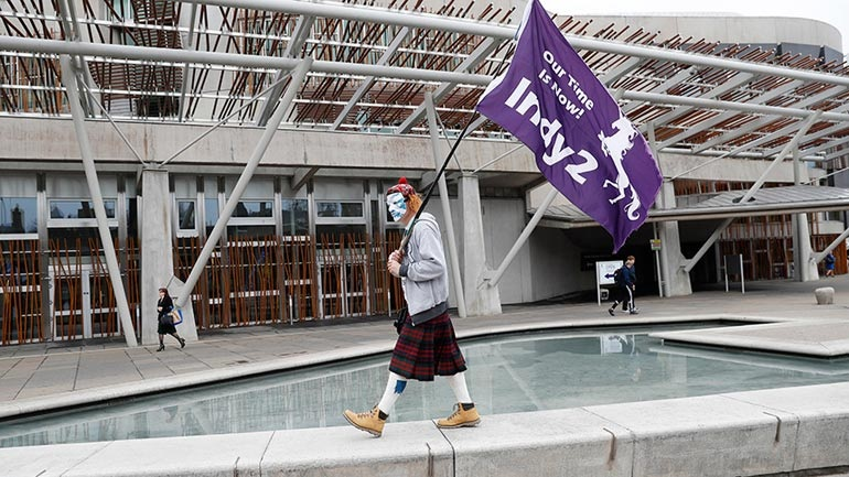 Νέο δημοψήφισμα για την Ανεξαρτησία της Σκωτίας