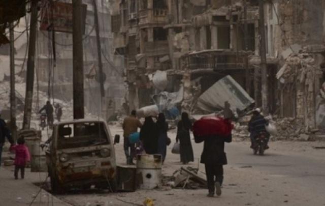 Συμφωνία για απομάκρυνση αμάχων από τέσσερις πολιορκημένες περιοχές της Συρίας