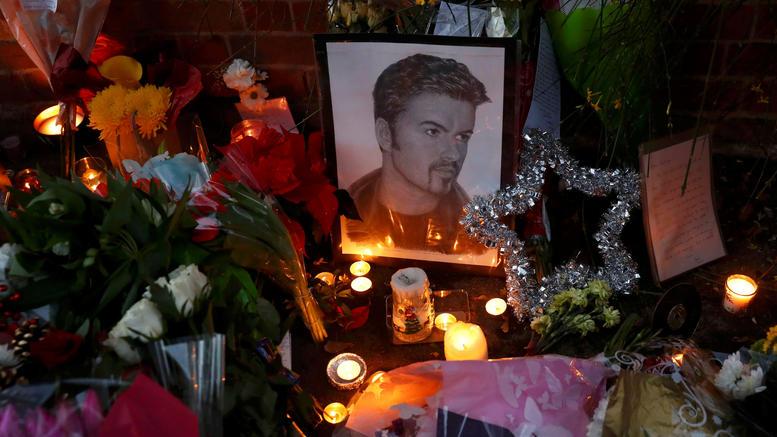 Κηδεύτηκε ο Τζορτζ Μάικλ,τρεις μήνες μετά το θάνατό του