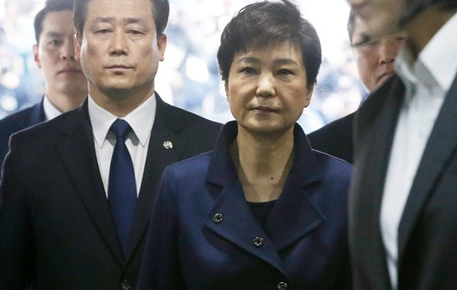 Νότια Κορέα: Προφυλακίσθηκε με κατηγορίες για δωροληψία η Παρκ Γκέουν-χιε