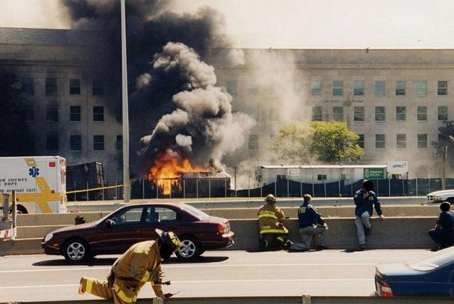 Οι άγνωστες εικόνες της 11ης Σεπτεμβρίου. Χάος και απόγνωση στο Πεντάγωνο [photos]